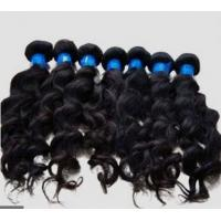 Wholesale Elegant Unprocessed Indian Curly Hair Extensions With No Foul Odor from china suppliers