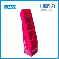 Buy cheap cardboard pop up display with Hooks from wholesalers