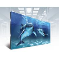 Wholesale 46 Inch HD One Key Splicing LCD Video Wall Display Samsung Ultra Narrow Bezel from china suppliers