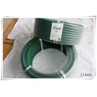 Wholesale Smooth Green Pu Round Belt For Rough Transmission Machine , Easily Connected from china suppliers