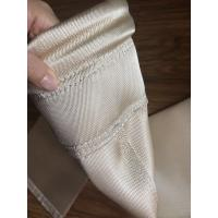 Buy cheap high temperature filter bag 1000 degree High silica fabric bag from wholesalers