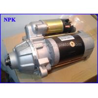 Wholesale 6D16T Diesel Engine Kobelco Engine Parts , Car Engine Starter ME077796 from china suppliers