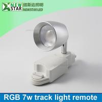 Wholesale 7W RGBW LED Track Light from china suppliers
