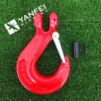 Wholesale G80 Clevis Type Slip Hook from china suppliers