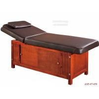 Wholesale ASF-07-059 Factory Price Customize Acupressure Wooden Massage Bed with Pillow from china suppliers