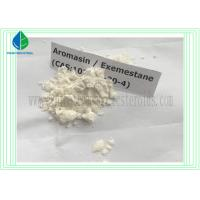 Wholesale Aromasin Anabolic Steroid Powder , CAS 107868-30-4 Exemestane Anti Estrogen Steroids from china suppliers