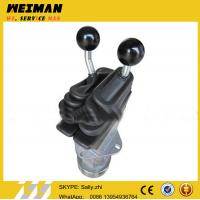 Wholesale original Pilot Control Valve, 12C0572, liugong wheel loader spare parts  for liugong wheel loader from china suppliers