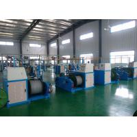 Industrial Copper Wire Machine Cable Manufacturing Equipment High Performance
