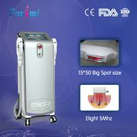 Wholesale CE certificated Permanent unhairing hair removal shr diode lase ipl rf shr machine from china suppliers