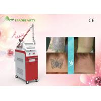 Wholesale 100% Korea Imported Light Guiding Arm Q Switched Nd Yag Laser Tattoo Removal Equipment from china suppliers