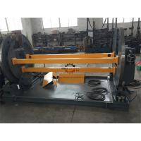 Wholesale Power Pole Machine Motorized Elevation Self Centering PLC Connection With Robot from china suppliers