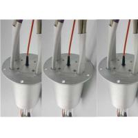 Wholesale Solid Through Bore Slip Ring 30 Circuits Signal And Integrated 1 Circuit Optic Signal from china suppliers