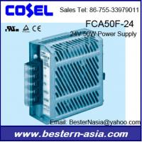 Buy cheap Cosel FCA50F-24 24V 50W power supply from wholesalers