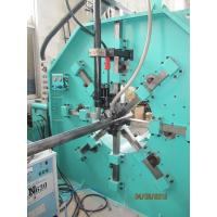 Quality Automatic 340 / 14000mm Light Pole Shut-Welding Machine , Tube welding machine for sale