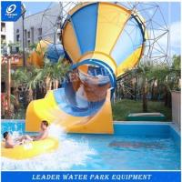 Wholesale Water Park Equipment Kids' Water Slides Customized For Children from china suppliers