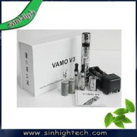 Wholesale Christmas Day gift choice 2013 e cigarette vamo/vamo v3 mod can test atomizer's resistance from china suppliers