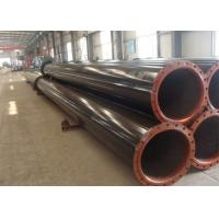 Wholesale Construction Structure LSAW Steel Pipe , Cold Rolled Carbon Steel Line Pipe from china suppliers
