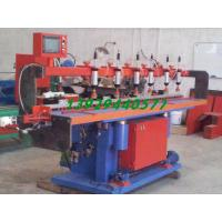 Wholesale automatic drilling machine /window shutters equipments / wooden shutters processing machin from china suppliers