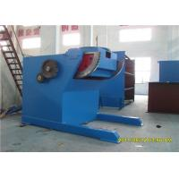 Wholesale 10 Ton Tilting Turning Table , Rotary Welding Table With 120 Degree Rotated from china suppliers