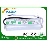 Wholesale 12 Volt 3.75A Waterproof Outdoor Switching Power Supply  LED Driver IP67 from china suppliers