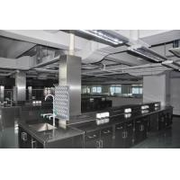 China Long-Lasting Stainless Steel Lab Furniture Metal Lab Casework, Benches and Cabinets on sale