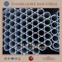 Wholesale HDG hot dipped galvanized steel pipe / scaffold pipe for scaffold stair tower from china suppliers