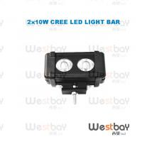 "Wholesale 20W 4.5""CREE LED Work Light Bar for trucks,ATV,SUV,off road,excavator light from china suppliers"