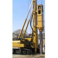 Wholesale Hydraulic Piling Rig TH60 Drilling Diameter 300MM from china suppliers
