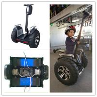 Quality EcoRider Two Wheels Electric Self Balancing Scooters with Double Battery for sale