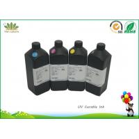 Wholesale High quality Best compatible UV ink for Epson DX5/6/7 printers,  UV Inkjet Ink for all material, Fast curing Ink from china suppliers