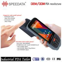 Wholesale Data Collection Terminal with Long Range Ultra-high Frenquency Reader and Fingerprint Reader from china suppliers