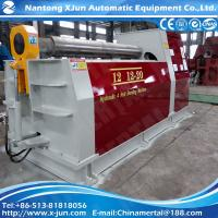 Wholesale Promotion Mclw12CNC  Hydraulic 4 Roller Plate Rolling/Bending Machine with Ce Standard from china suppliers