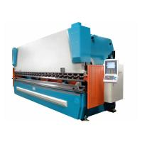 Quality Automatic CNC hydraulic press brake bending machine for Pipe and tube 1250KN for sale
