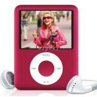Wholesale 1GB 7GB Red  OLED Screen MP3 player with Refined exterior design TF Card , FM stereo radio from china suppliers