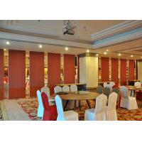 Wholesale Office  Aluminum Sliding Doors Operable Wall For Banquet Wedding Facility from china suppliers