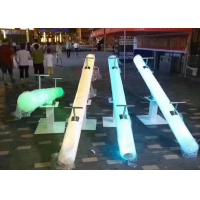 Wholesale Fashable Outdoor IP65 Waterproof Led Seesaw Rgb lighting 16 Colors Changing from china suppliers