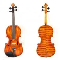 Wholesale High Quality 100% carbon fiber violin super light superb tone powerful volume from china suppliers