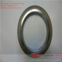 Wholesale 175*25*127*10 D35 Metal bonded diamond grinding wheel, glass grinding wheel, diamond superhard grinding wheel from china suppliers