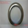 Buy cheap 175*25*127*10 D35 Metal bonded diamond grinding wheel, glass grinding wheel, from wholesalers