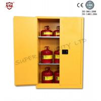 Wholesale Corrosive Flammable Liquid Chemical Storage Cabinet / Commercial Storage Cabinets from china suppliers