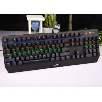 Wholesale OEM / ODM Accepted RGB Mechanical Keyboard Light Up Humanized Design KG900 from china suppliers