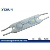 Wholesale High Luminous Efficacy 5050 Smd Led Module Waterproof , Led Lighting Modules 49*15*6.7mm from china suppliers