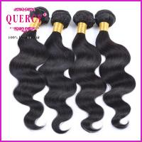 Buy cheap NEW top sell 100% human best quality manufacturer virgin cheap natural Indian wholesale body wave hair from wholesalers
