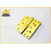 Quality Three Way Zinc Alloy / Iron Movable Butt Hinges Cerniere A Farfalla for sale