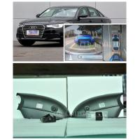 Quality 360 degree HD CMOS Waterproof Car Backup Camera Systems With Four Cameras  For Audi A6L for sale
