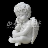 Wholesale Natural Stone(Marble) Cute Kids Statue/Sculpture from china suppliers