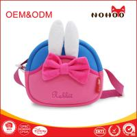 Wholesale Waterproof Cute Rabbit Kids Messenger Bag / Sling Bag For Little Girls OEM from china suppliers