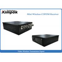Wholesale Car Portable COFDM Receiver Small Wireless Video Receiver 300MHz-900MHz from china suppliers