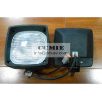 Wholesale XCMG Excavator Parts 819909306 Work Light For Excavator XE360U from china suppliers