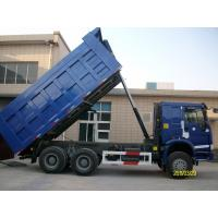 Wholesale HOWO 30 tons 6x4 mining dump / tipper truck 6x4 for clayey samd from china suppliers